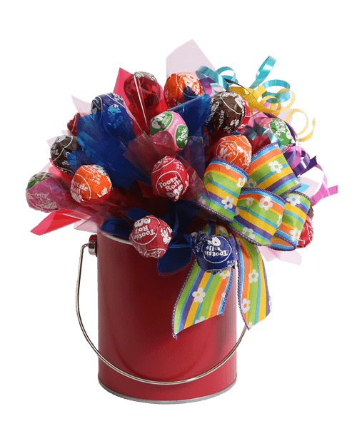 Flower And Gift Baskets For Delivery : Tootsie pop gift set royer s flowers and gifts